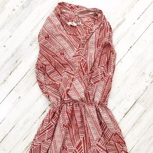 Gorgeous Dress or cover up! Size XS. Lined